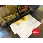 Oil Only Dimpled Meltblown Pads Heavy Weight in use Chemtex PHWB50 DP3030W