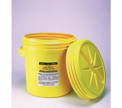 20 Gallon Lab Pack with Screw-on Lid Chemtex CON5002 CON0158