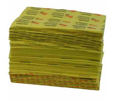 Alert CAUTION Pads Chemtex PHYS100-CAU