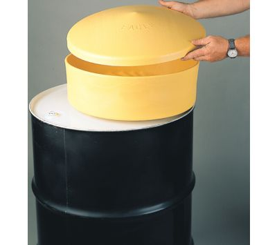 Poly Drum Funnel with Screen Chemtex CON5102 CON0136