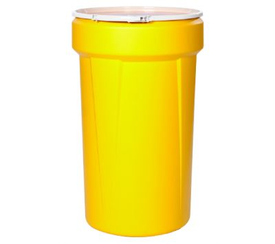 Lab Pack with Lid and Plastic Lever Lock 55 Gallon Chemtex CON5003 CON0255